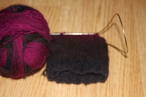 Sock with Zauberball